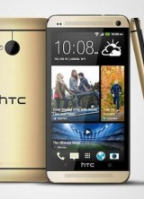 HTC One in Gold Arrives in Europe