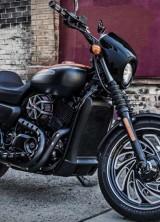 Harley-Davidson's Street 500 And 750 Bikes