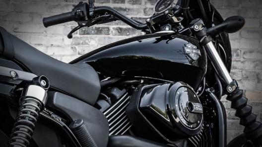Harley-Davidson's Street 500 and 750 bikes revealed