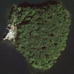 Angelina Jolie Followed Her Heart when Bought $20 Million Heart-shaped Island for Brad Pitt