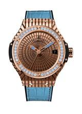 "Big Bang Caviar ""Lady 305"" Timepiece Collection by Hublot"