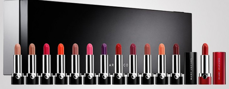 Marc Jacobs releases its limited-edition lip gel collection