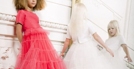 Jean Paul Gaultier launches couture for kids