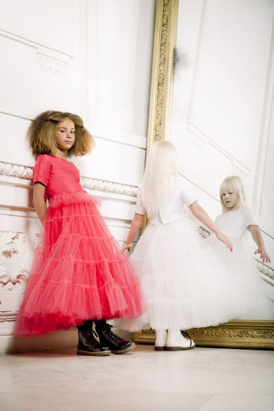 Jean Paul Gaultier's Couture Collection for Children ...