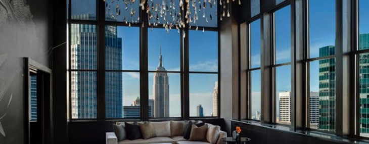 Martin Katz designs the sparkling new Jewel Suite at the New York Palace Hotel