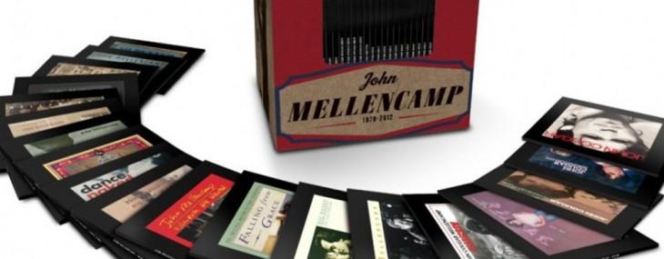 John Mellencamp 1978-2012 – 19 CD Box Set