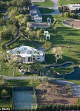 Luxury Las Vegas Ranch with F28 Jet and Its Own Terminal Can Be Yours for $48 Million