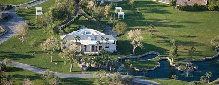 Casa de Shenandoah has been listed on sale for $48 million