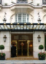 Parisian Hotel Le Bristol Awarded as Best Luxury Hotel in France