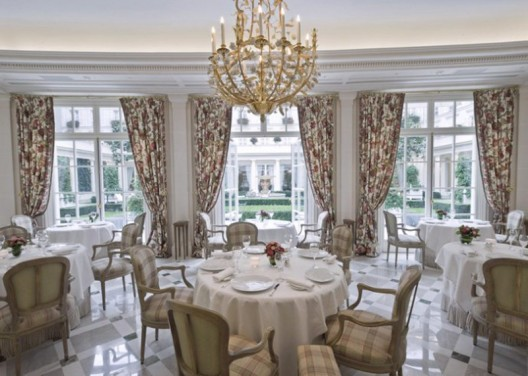 Le Bristol Paris takes home the title of best luxury hotel in France
