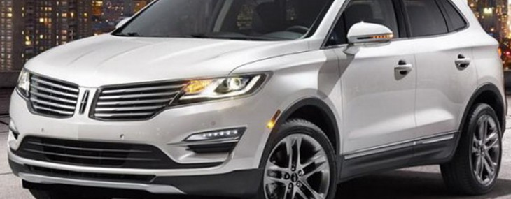 Lincoln debuts MKC: luxury on a smaller scale