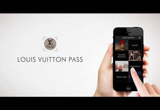 Louis Vuitton Pass App Brings LV Ad Campaigns To Life