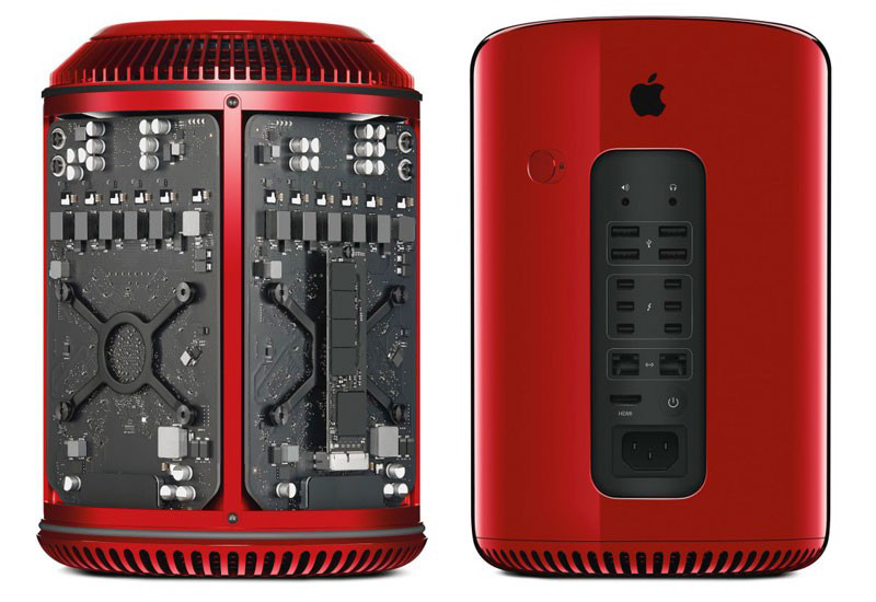 Jony Ive and Marc Newson custom Mac Pro sells for nearly $1 million at (RED) auction