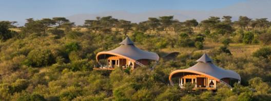 Richard Branson's exclusive Kenyan camp Mahali Mzuri is like an extended luxurious safari