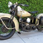 McQueen's 1938 Harley-Davidson WLD Solo Sport Goes Under the Hammer