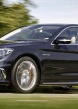 New Mercedes S65 AMG