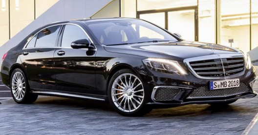more stronger version, the S65 AMG