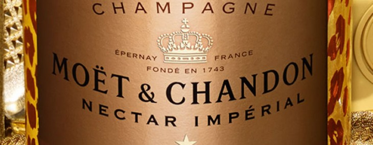 6-liter Moët & Chandon Nectar Impérial Rosé Leopard luxury edition launched by 2 Chainz