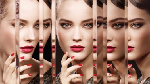 It's Chanel's Christmas Makeup Collection!