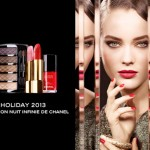 "Chanel's ""Nuit Infinie"" Holiday 2013 Makeup Collection"