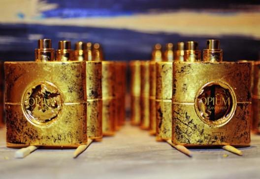 Yves Saint Laurent Presents Opium L'Objet Rare limited edition