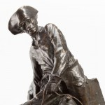 Frederick Remington's The Outlaw No. 5 Sculpture Could Fetch $800,000 at Heritage Auctions