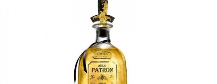 Patron Anejo Limited Edition Bottle Stopper by David Yurman