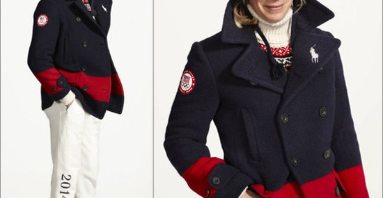 Ralph Lauren's Olympic Team USA uniforms unveiled