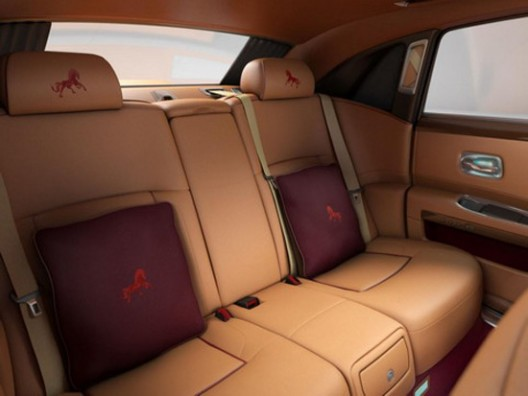 Rolls-Royce has promoted another new special edition of Ghost