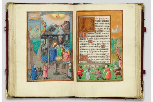 CHRISTIE'S ANNOUNCES CENTERPIECE OF THE RENAISSANCE SALE DURING OLD MASTERS WEEK IN NEW YORK: 'THE ROTHSCHILD PRAYERBOOK' Magnificent Masterpiece of Renaissance Art And