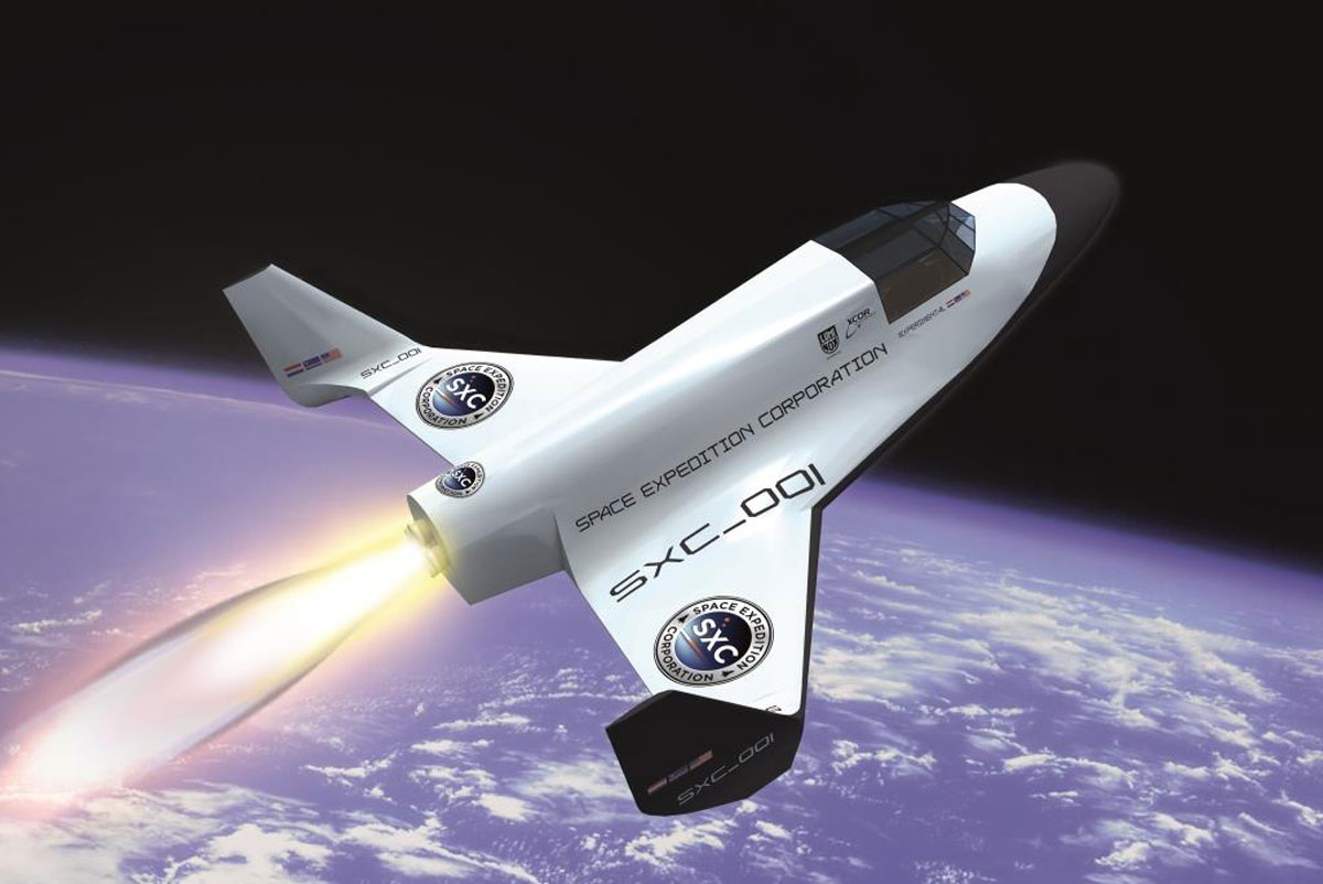 World luxury expo doha will offer 100 000 space travel for Outer space travel