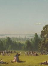 Sanford Robinson Gifford's Civil War Masterpeace at Christie's American Art Sale