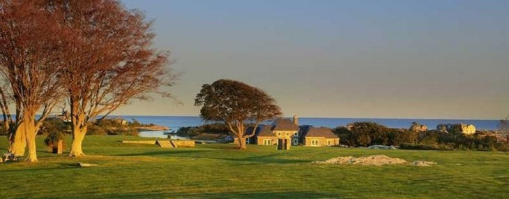 Seaward - Waterfront Estate on Legendary Ocean Drive on Sale for $45 Million