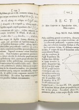 Rare First Edition Of Sir Isaac Newton's Greatest Work at Sotheby's London