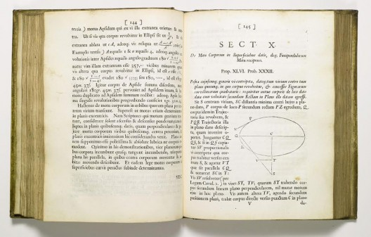 SOTHEBY'S LONDON TO OFFER A RARE FIRST EDITION OF SIR ISAAC NEWTON'S GREATEST WORK,