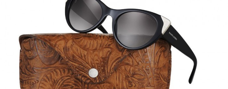 Special Edition Ralph Lauren Western Eyewear Collection Woos Women