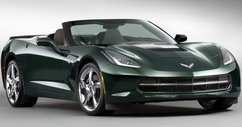 limited edition of 2014 Corvette Stingray