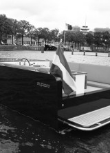 Supiore Uno – World's First Luxury Electric Yacht