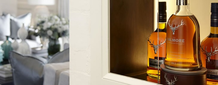 The Dalmore's One-off Bottle for Finchatton's New Mayfair Penthouse Apartment