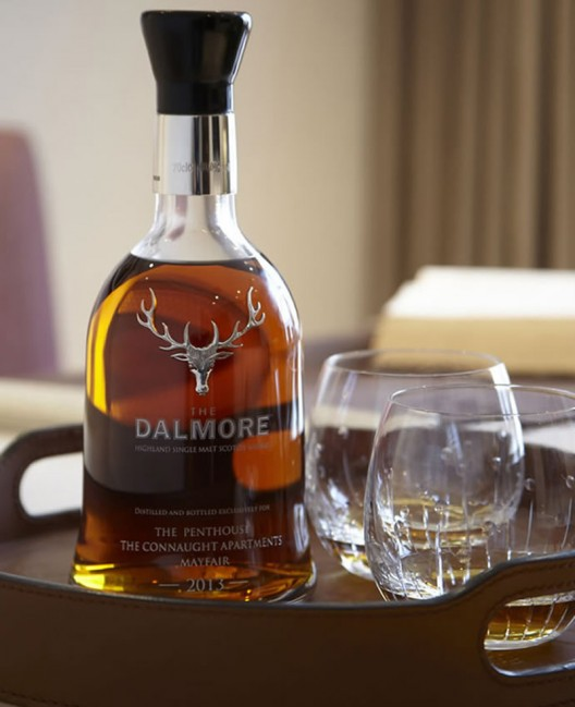 The Dalmore creates a rare whiskey for Finchatton's new Mayfair residence