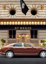 "Holiday ""Wish List"" Aficionado Package at The St. Regis San Francisco for Neiman Marcus Shopaholics"