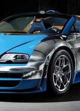 Bugatti Veyron Grand Sport Vitesse Legend Meo Costantini