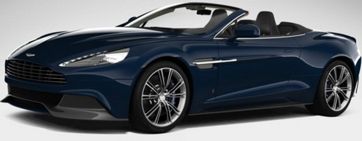 Aston Martin will offer only 10 copies of this prestigious model