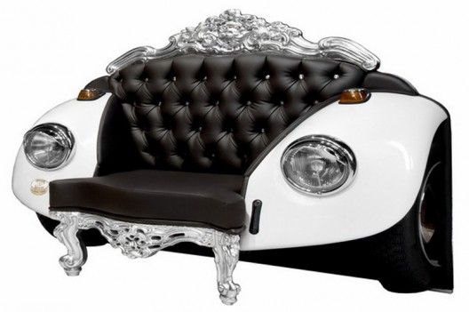 Glamour Beetle armchairs