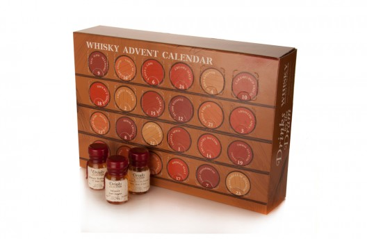 Whisky Advent Calendar made by Drinks By The Dram