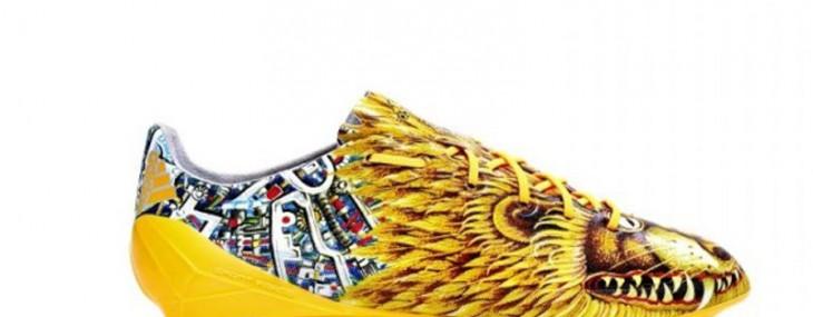 Adidas Release Yohji Yamamoto Adizero F50 – Lion-dog Themed Soccer