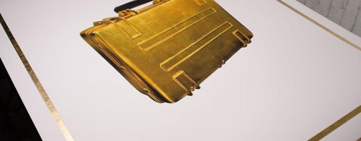 Gold Print of Battlefield 4 Battlepack Will Cost You $2500