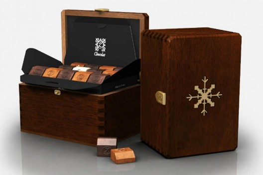 zChocolat Makes the Be All and End All of Luxury Holiday Gift Boxes
