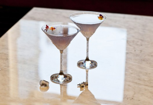 Raise A Toast With The $1,000 Cocktail At Le Méridien