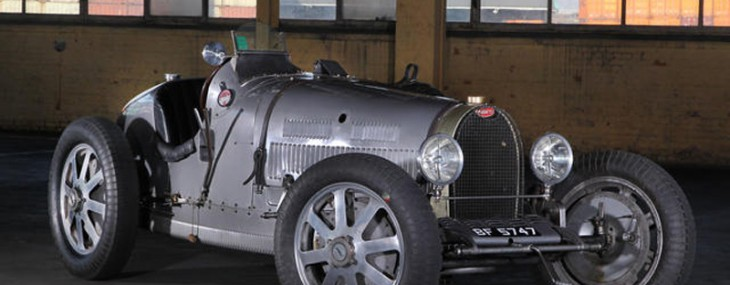 BUGATTI 37A/35B RETURNS TO FRANCE AFTER 84 YEARS FOR BONHAMS PARIS SALE